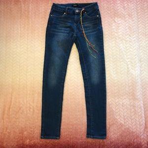 DKNY girls jeans size 12